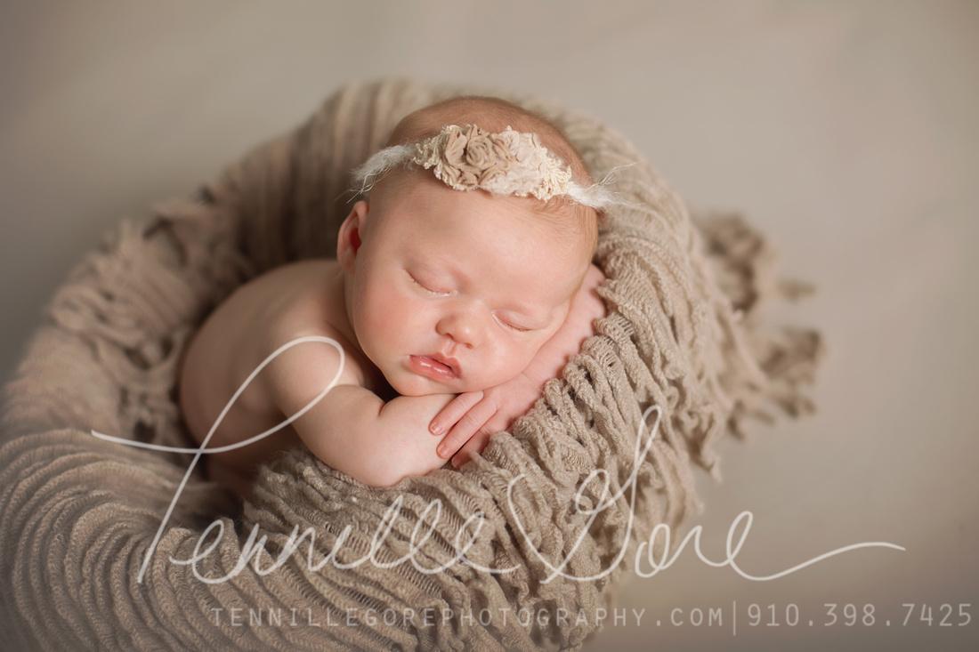 Craft Studio Newborn- Wilmington NC Newborn Photographer