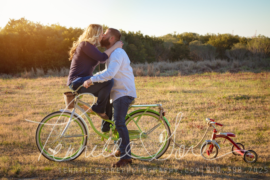 Pregnancy Announcement- Wilmington, NC Newborn and Family Photographer