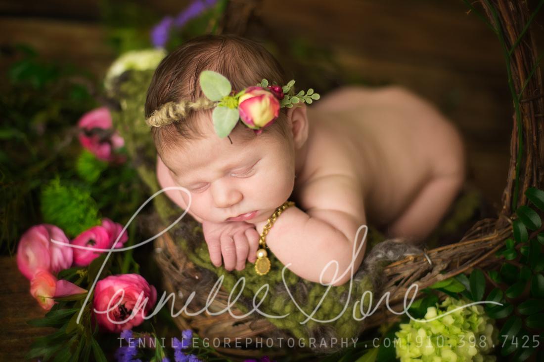 Pittman Studio Newborn- Wilmington NC Newborn Photographer