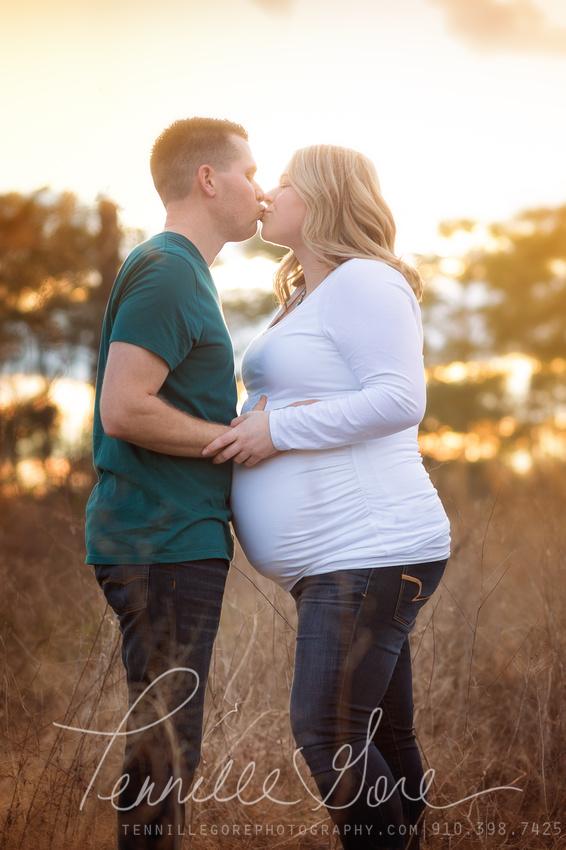 Cochran Maternity- Wilmington NC Maternity Photographer