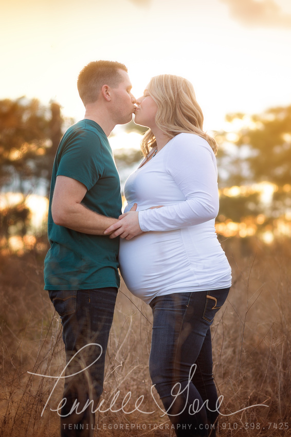 Cochran Maternity- Wilmington NC Maternity Photographer