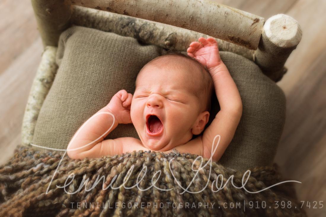Genes Studio Newborn- Wilmington NC Newborn Photographer
